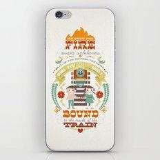 Unbelievers iPhone & iPod Skin