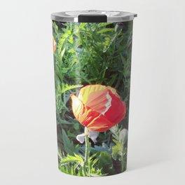 ca poppy Travel Mug
