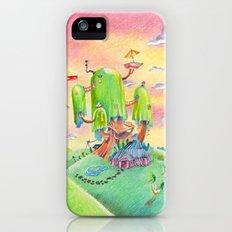 Land of Ooo iPhone SE Slim Case