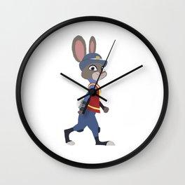 Judy Hopps Wall Clock