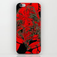 mickey iPhone & iPod Skins featuring MIckey  by Mylittleradical