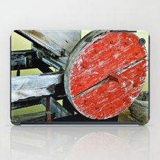 Moledora del Jibaro iPad Case