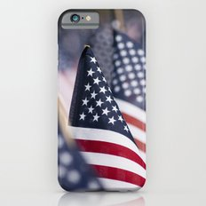 Flags in Repeat iPhone 6s Slim Case