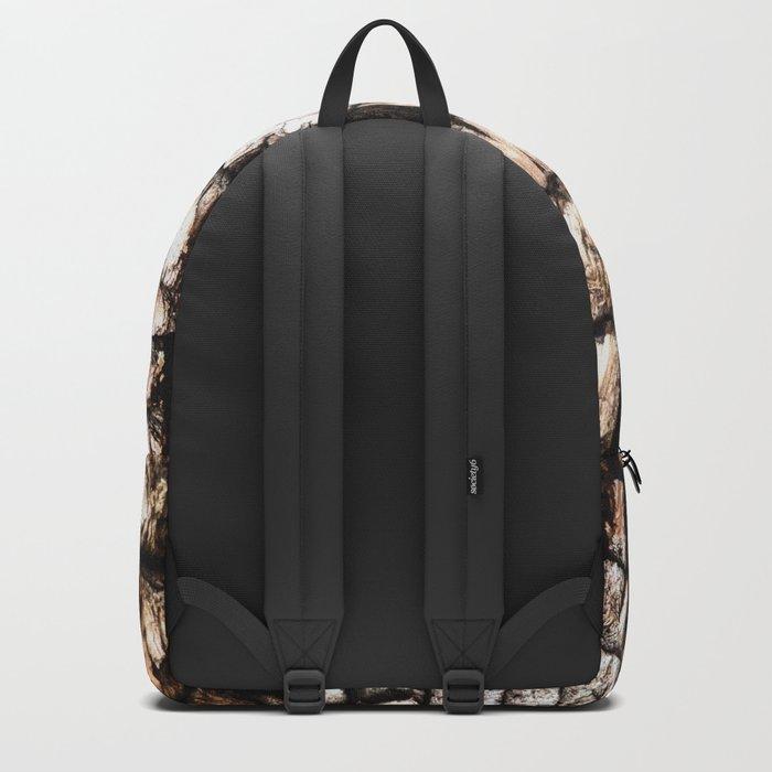 Ancient Juniper Bark Backpack