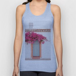 Summer Door Unisex Tank Top