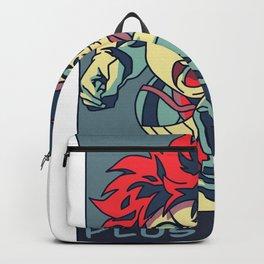 Plus Ultra!  Backpack