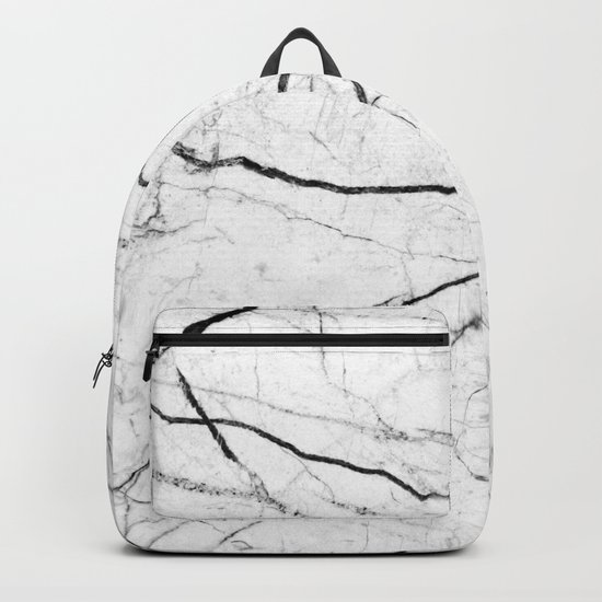 White marble abstract texture pattern by colorandpatterns
