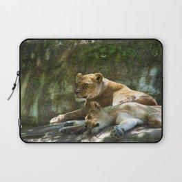 Portland Lioness Laptop Sleeve