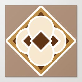 Smore and Hot Chocolate Canvas Print