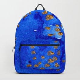 gold snow I Backpack