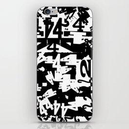42 iPhone Skin