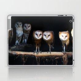 Owls the family Laptop & iPad Skin