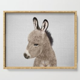 Donkey - Colorful Serving Tray