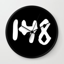 IH8 Wall Clock