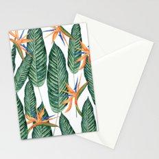 Banana And Flowers #society6 Stationery Cards