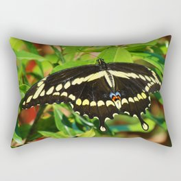 A Pretty Butterfly Rectangular Pillow