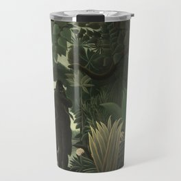 Henri Rousseau - The Snake Charmer Travel Mug