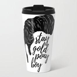 Ponyboy Travel Mug