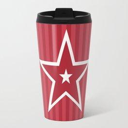 The Greatest Star! Red Travel Mug