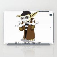 jedi iPad Cases featuring Jedi Mime Tricks by TCarver
