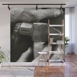 Forged- Brent Bailey Forge Wall Mural