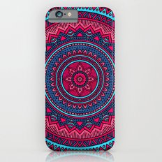 Hippie mandala 46 iPhone 6s Slim Case