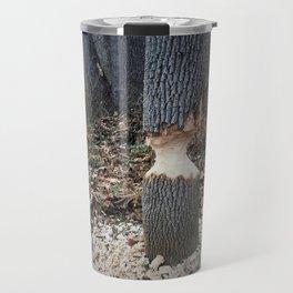 Beaver Destruction Travel Mug