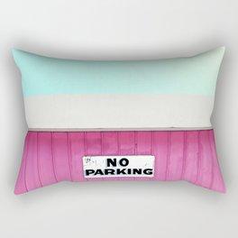 No Parking Rectangular Pillow