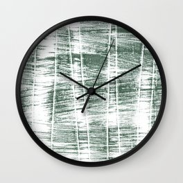 Abstract watercolor Wall Clock