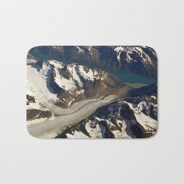 Glaciers. Bath Mat
