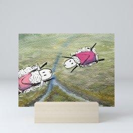 Woot! Mini Art Print