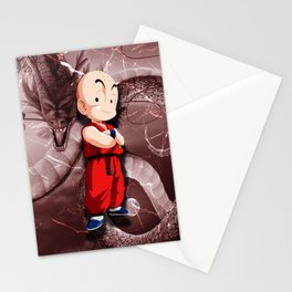 Krillin Dragon Ball Super Stationery Cards