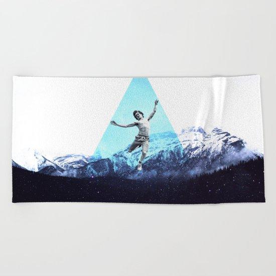 Freedom Beach Towel