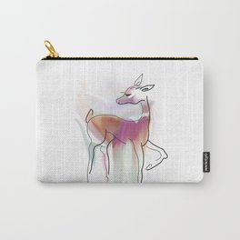 Forest deer. Carry-All Pouch