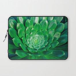 Botanical Gardens - Succulent #686 Laptop Sleeve