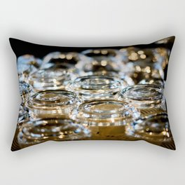 Glassware, there Rectangular Pillow