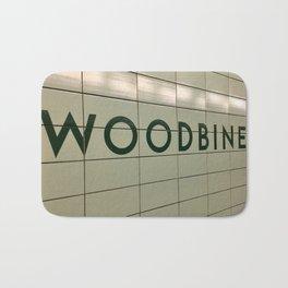 Woodbine Bath Mat