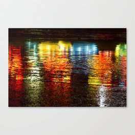 Reflections of the Fair Canvas Print
