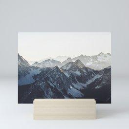 Mountain Mood Mini Art Print
