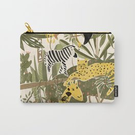 Th Jungle Life Carry-All Pouch