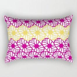 Deco Dance  Rectangular Pillow
