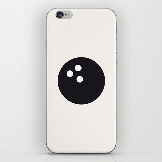 Bowling - Balls Serie iPhone & iPod Skin
