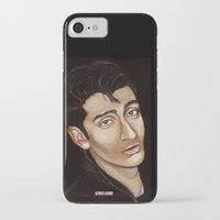 alex turner iPhone & iPod Cases featuring Alex Turner by Alfonso Aranda