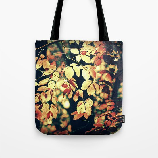 Autumnally Tote Bag