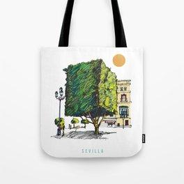 Sevilla 2 Tote Bag