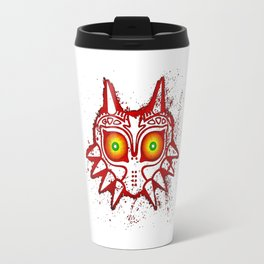 zelda majora mask Travel Mug