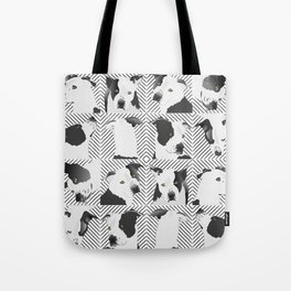 Little Spotted Dog Tote Bag