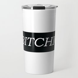 Ambitchious Travel Mug