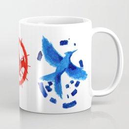 The H Games - Mockingjay Coffee Mug