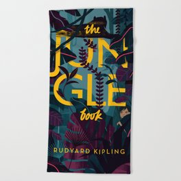 The Jungle Book Beach Towel